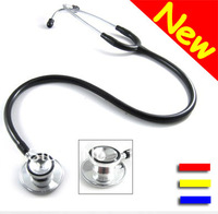 New Multi-colors Health Care Dual Head Stethoscope For Doctor Nurse
