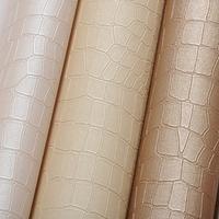 Free shipping Luxury fashion crocodile skin aoid undesirable wallpaper sofa ofhead beijingqiang wallpaper