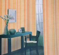 Free shipping Modern fashion brief vertical stripe pvc wallpaper tv sofa background wallpaper