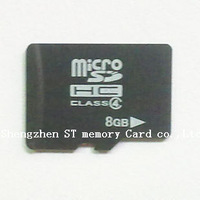 Micro SD HC Transflash TF CARD8GB  +Gift card Reader suitable for tablet PC and mobile phone