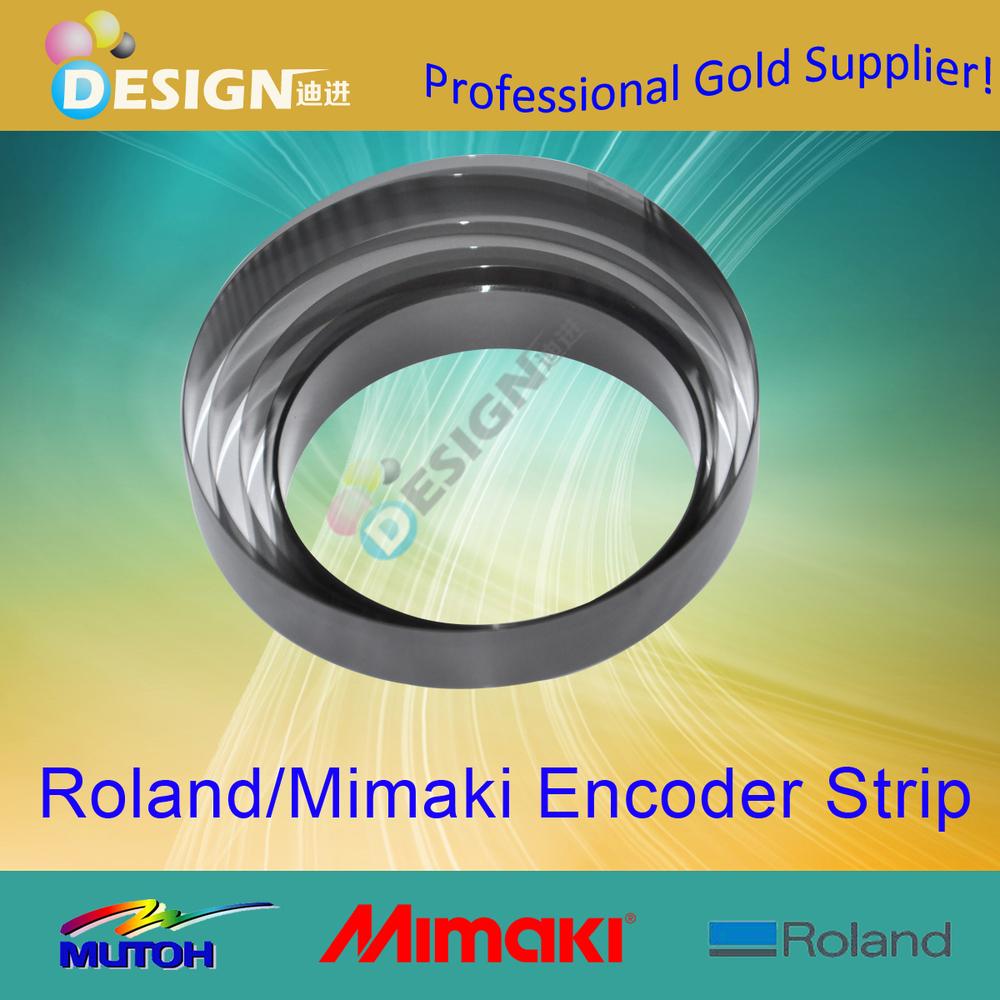 Hot sales inkjet printer raster length 2.5meters encoder strip for roland sp540v(China (Mainland))