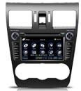 SUBARU XV 2012 DVD GPS;7 inch;800*480 resolution;TFT LCD screen;1 second quick start;radio bluetooth ipod SD&USB2.0 reader