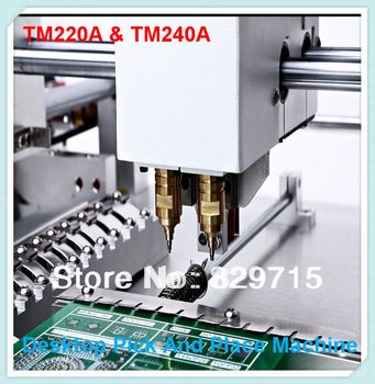 Surface Mount System, Desktop Pick and Place, CNC Machining,SMT 0402