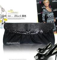 Celebrity Handbags Exquisite Serpentine Evening bags Women Handbag Clutch  BG1297