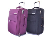 Vintage casual general large capacity trolley portable luggage bag