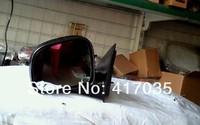 1pcs free shipping to USA SAILOR Great Wall pickup manual black mirror rearview mirror pickup auto parts
