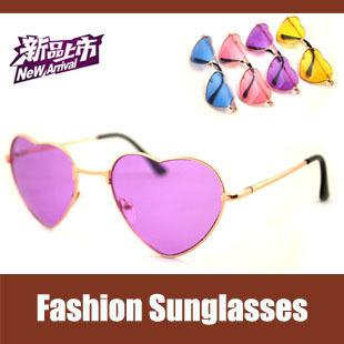celebrity style female sunglass purple retro heart glasses girls heart shaped sunglasses frames eyeglasses unique geek eyewear