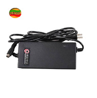 36v electric bicycle iron lithium battery charger 2a