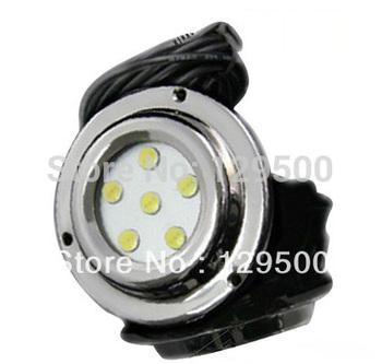 6*1W LED marine light/LED boat light/ LED underwater light Bar Shape Stainless Steel
