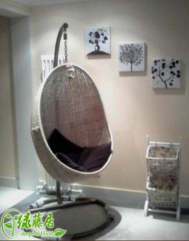 Rattan sofa rattan swing rattan hanging basket rattan hanging chair outdoor bird nest hanging basket rattan plastic basket
