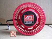 Ati hd4870 hd5850 hd5870 hd5970 worm gear fan FD9238H12S 12V 0.8A pitch 37mm diameter 75mm