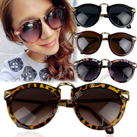 New arrival fashion Retro Unisex Stylish Arrow Decorative Plate Frames Sunglasses Eyewear 8098