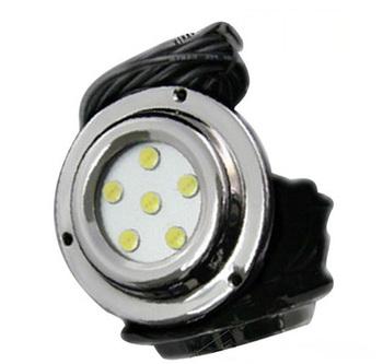 (4pc)6*1W LED marine light/LED boat light/ LED underwater light Bar Shape Stainless Steel