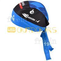 Free Shipping! 2013 BLUE CAP Biker Bandana pirates scarf headsweats dress hats cycling head wear cap Quick-drying cap