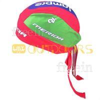 Free Shipping! 2013 LAMPRE CAP Biker Bandana pirates scarf headsweats dress hats cycling head wear cap Quick-drying cap