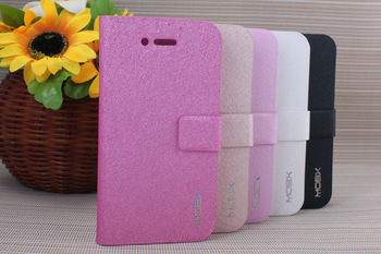 Brand New Fashion Wallet PU Leather + TPU Case Cover For iPhone 4 Cell Phone Cases