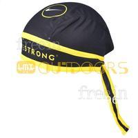 Free Shipping! 2013 live/strong CAP Biker Bandana pirates scarf headsweats dress hats cycling head wear cap Quick-drying cap