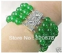 Wholesale beautiful delicacy blue jade bracelet fashion jewelry