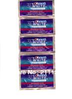 10 STRIPS 5 POUCHES  New CREST WHITESTRIPS Whitening 3D ADVANCED VIVID WHITESTRIPS