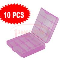 10 camera accessories battery box storage box pink wireless trigger battery box 4 5