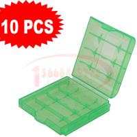 10 camera battery box storage box green flash light battery 5 7 rechargeable battery