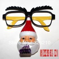 Christmas gifts funny glasses dayses holiday decoration mask