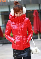 Free shipping !   Female qiu dong han edition  cultivate one's morality thickening coat quilted jacket