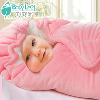 Autumn and winter thickening newborn holds baby parisarc baby holds baby blankets baby supplies free shipping