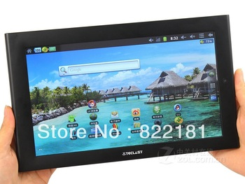 2013 Hot sale Free shipping for Teclast A12 (8GB)Tablet PCEU adapter free,in stock!