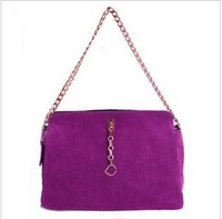 2013 new tide grind arenaceous cowhide single shoulder bags real leather baotou layer inclined cross lady bags
