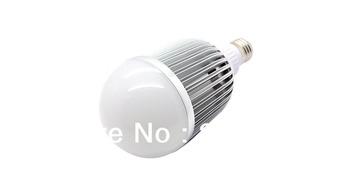 E27 12W 3000-7000K 850-Lumen 12-LED White Light Bulb 850LM Operating Voltage: 110V~240V AC
