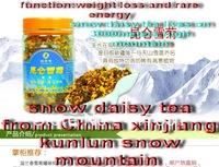 Kunlun snow daisy super Xinjiang Tianshan snow daisy top alpine snow daisy chrysanthemum chrysanthemum tea blood
