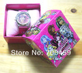 Wholesale -60pcs Monster High watch Wristwatch With + Free Shipping