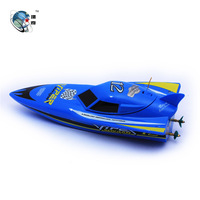 Free shipping Remote control boat 950 rechargeable battery high speed rc boat child boy toy model