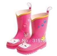 free shiping,children's birthday gifts rainboots,waterproof boots,kids rain boots USA Ladybugs raincoat unbrella,Ladybugs bag 1