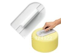 Free Shipping  1pcs cake icing Smoother Polisher sugarcraft fondant decorating modelling tools