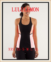 2014 newest Lululemon Yoga Women Tops & Tees Tanks & Camis Tank Vests Racer Back Wholesale Free Shipping