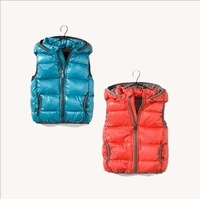 2014 New Fashion Children Vest  Coat For Boy And Girl Spring And Autumn Kid's Sleeveless Coat And  Jacket  Winter Child Coat
