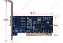H.264 8CH D1 4CIF Video CCTV DVR Surveillance Capture PCI Card(China (Mainland))