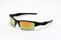 Flak Jacket Sunglasses 7098 Black Frame Yellow Lens cheap sale !