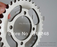 Motocycle Chain428 Sprockets  Engine WY125 Prince Scooter Speed Transmission Tempered Steel 37Teeth Fuel EconomizerImprove Speed