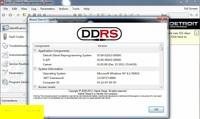 Detroit Diesel Reprograming System 7.09 (DDRS 7.09) +offline activation