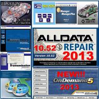 22 in1 2013 alldata+mitchell + ESI + TOYOTA + Tecdoc +Transmission + vivid +ELSA WIN 4.0 + heavy truck+ ETK + ETKA + HDD