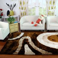 Coffee table bedroom carpet super soft leugth gold carpet customize s125