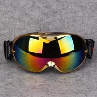 2013 Multi Skiing Mirror Double Layer Antimist Ski Eyewear Oversized Skiing Blinkers Set Myopia Men Women Ski Goggles 268