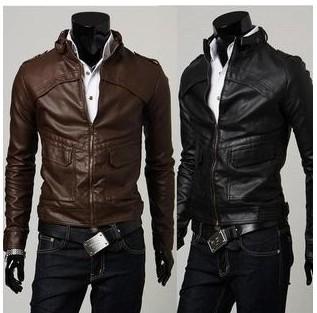 Mens Leather Jackets Cheap - Coat Nj