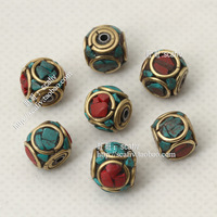 Min.order $10 Free shipping Nepal handmade beads bead vintage accessories diy beads bracelet necklace material
