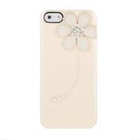 New Hot Fashion sunflower case for iPhone5 case cell diamond cell phone protection shell