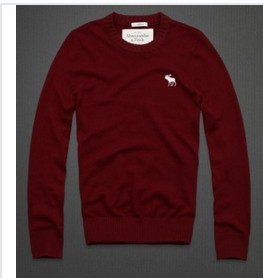 HOT Free shipping sweater men round neck Full pullovers man fashion casual sweaters(China (Mainland))
