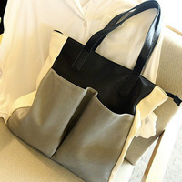 2013 Large Capacity  Fashion Double Cross-Body bag Big Bags Women's Handbag Special Qffer Large Free Shipping New